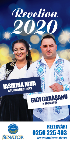 Revelion 2020 Timisoara